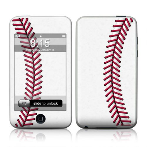 Baseball iPod touch Skin