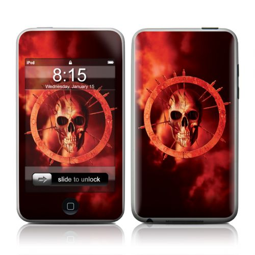 Blood Ring iPod touch Skin