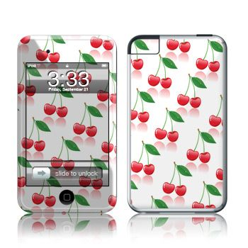 Cherry iPod touch Skin