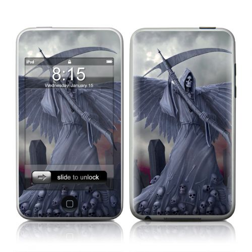 Death on Hold iPod touch Skin