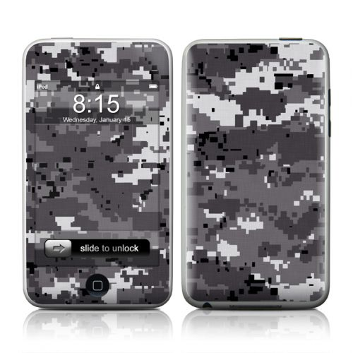 Digital Urban Camo iPod touch Skin
