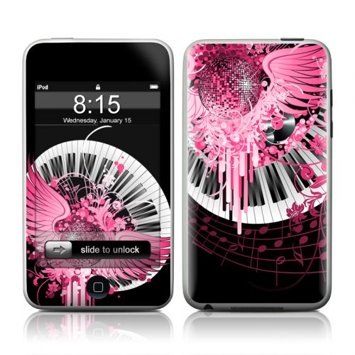 Disco Fly iPod touch Skin