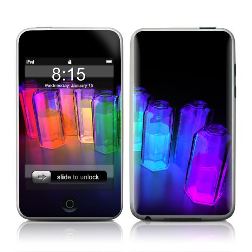 Dispersion iPod touch Skin