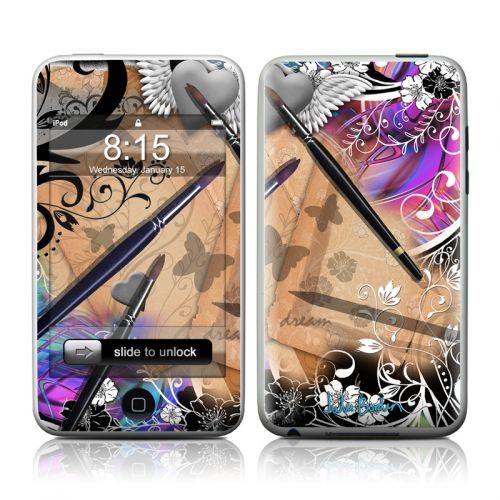 Dream Flowers iPod touch Skin