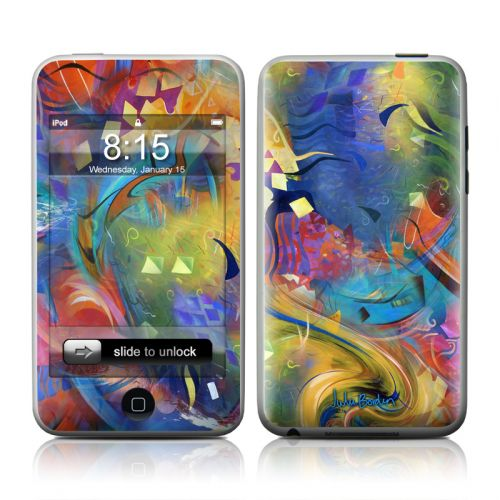 Fascination iPod touch Skin