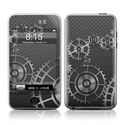 Gear Wheel iPod touch Skin