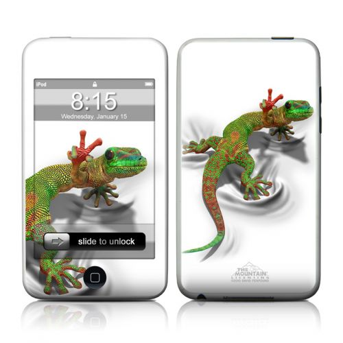 Gecko iPod touch Skin
