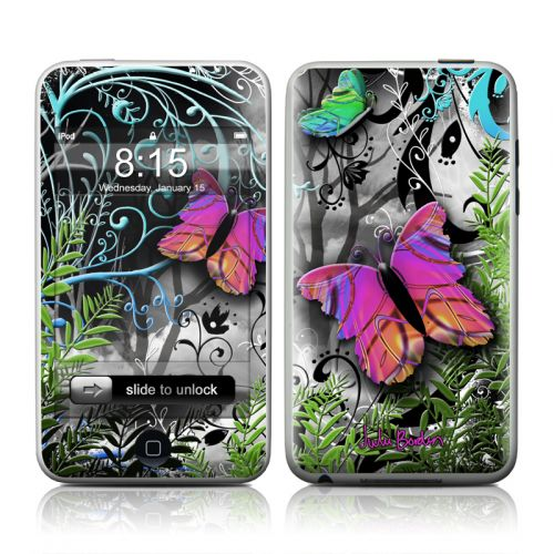 Goth Forest iPod touch Skin