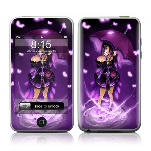 Gothic iPod touch Skin