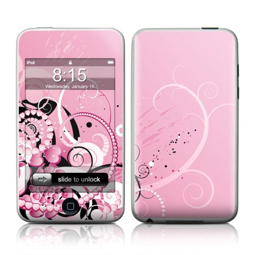 Her Abstraction iPod touch Skin