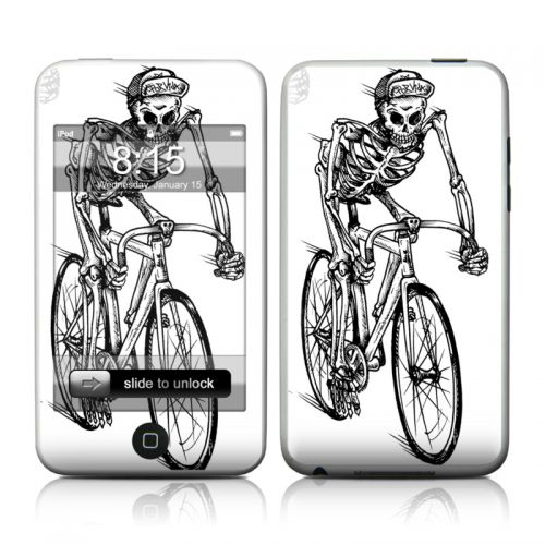 Lone Rider iPod touch Skin