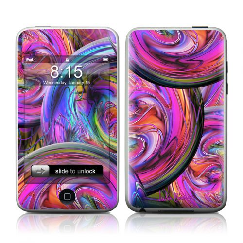 Marbles iPod touch Skin