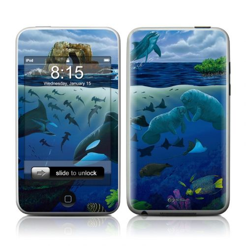 Oceans For Youth iPod touch Skin