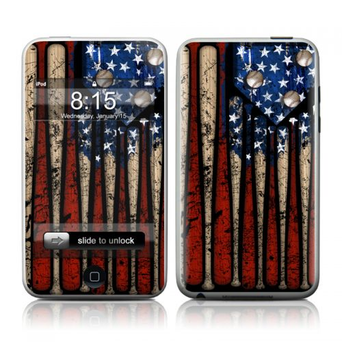 Old Glory iPod touch Skin