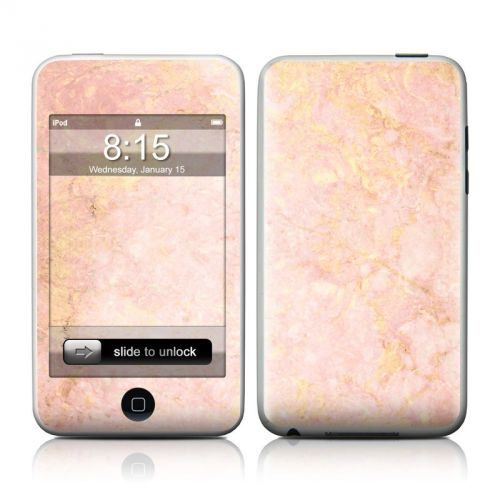 Rose Gold Marble iPod touch Skin