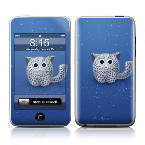 Snow Leopard iPod touch Skin