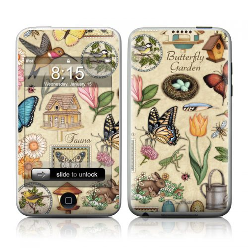 Spring All iPod touch Skin