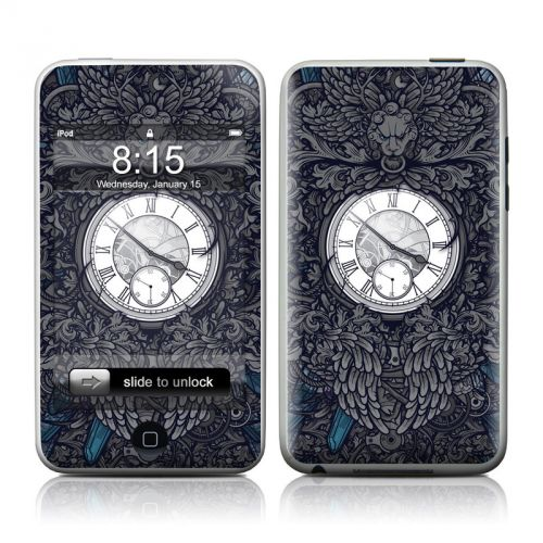 Time Travel iPod touch Skin