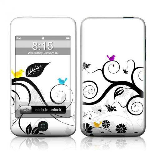 Tweet Light iPod touch Skin