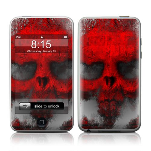 War Light iPod touch Skin