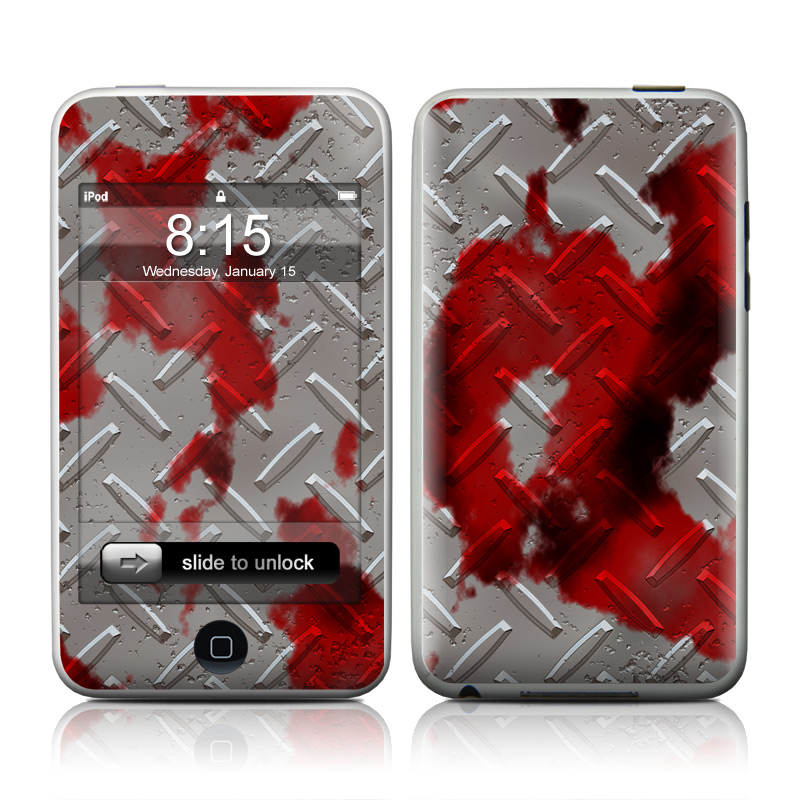 Accident iPod touch Skin