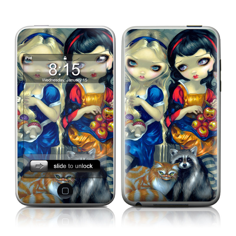 Alice & Snow White iPod touch Skin