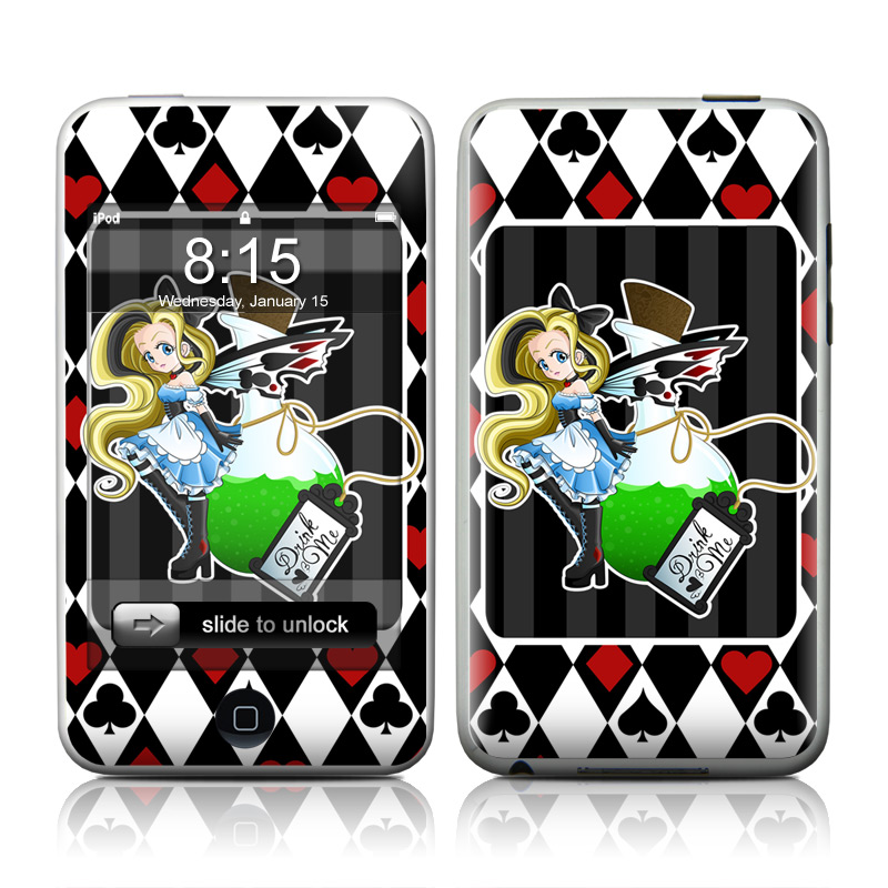 Alice iPod touch Skin