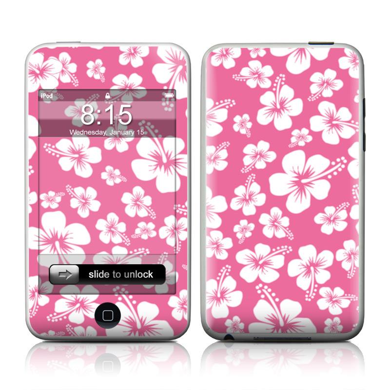Aloha Pink iPod touch Skin