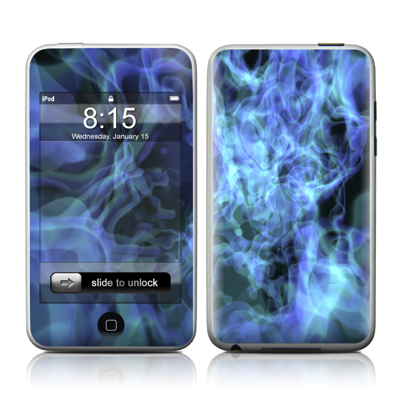 Absolute Power iPod touch Skin
