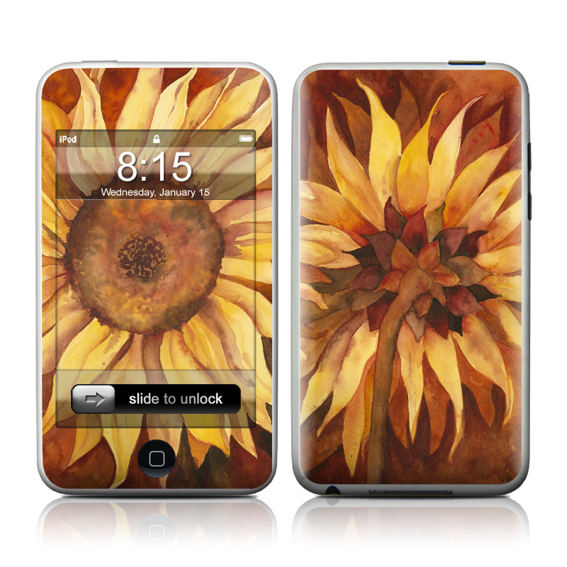 Autumn Beauty iPod touch Skin
