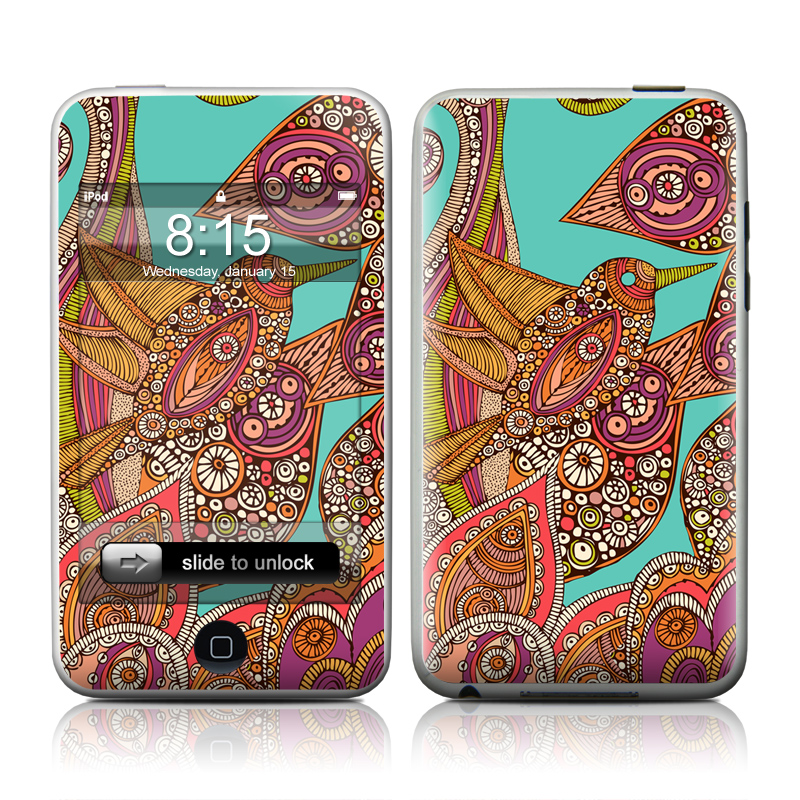 Bird In Paradise iPod touch Skin