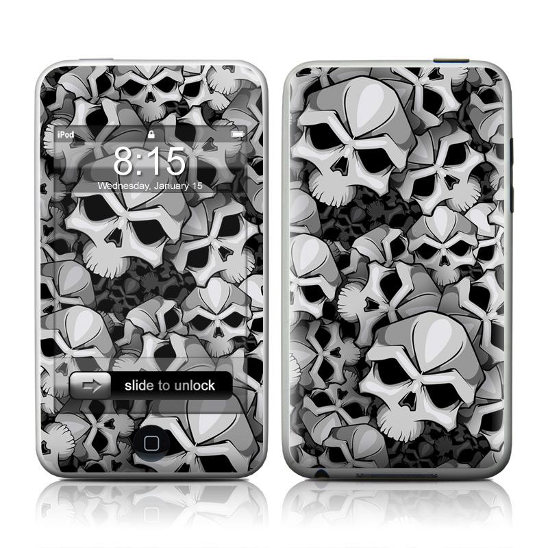 Bones iPod touch Skin