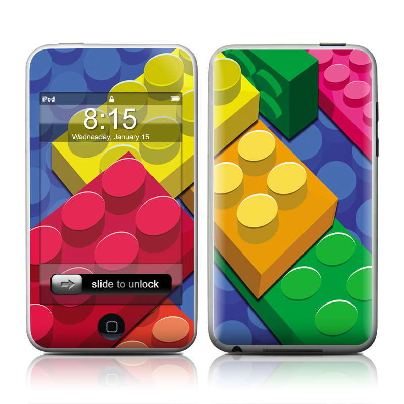 Bricks iPod touch Skin