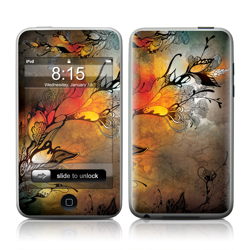 Before The Storm iPod touch Skin