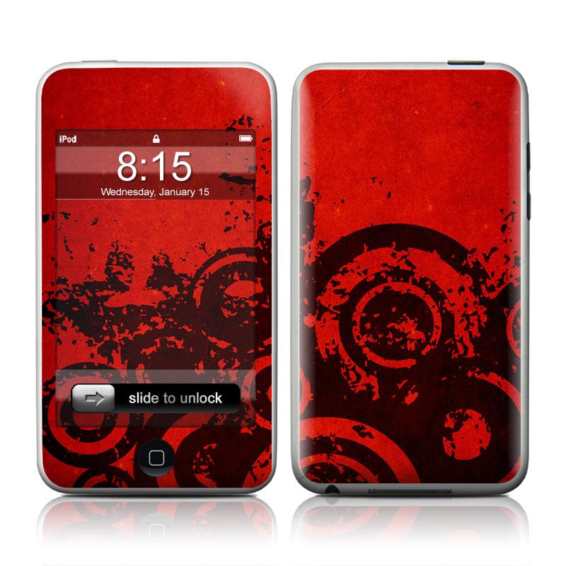 Bullseye iPod touch Skin