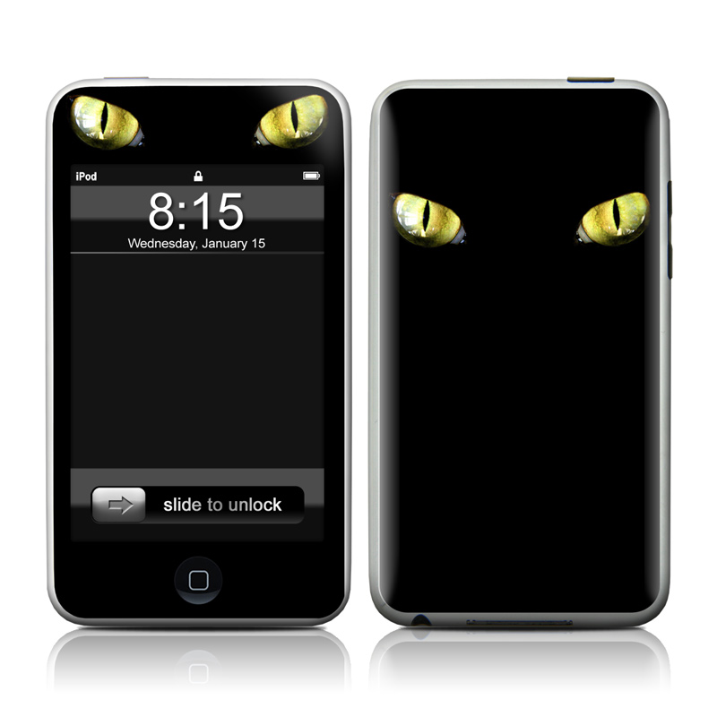 Cat Eyes iPod touch Skin