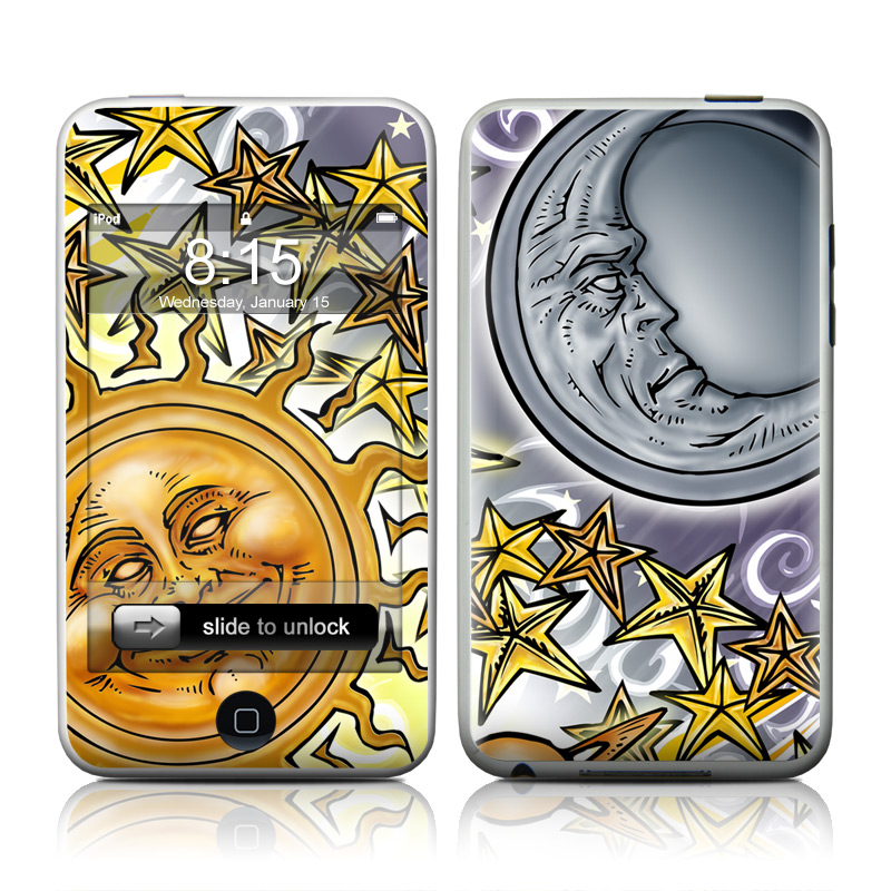 Celestial iPod touch Skin