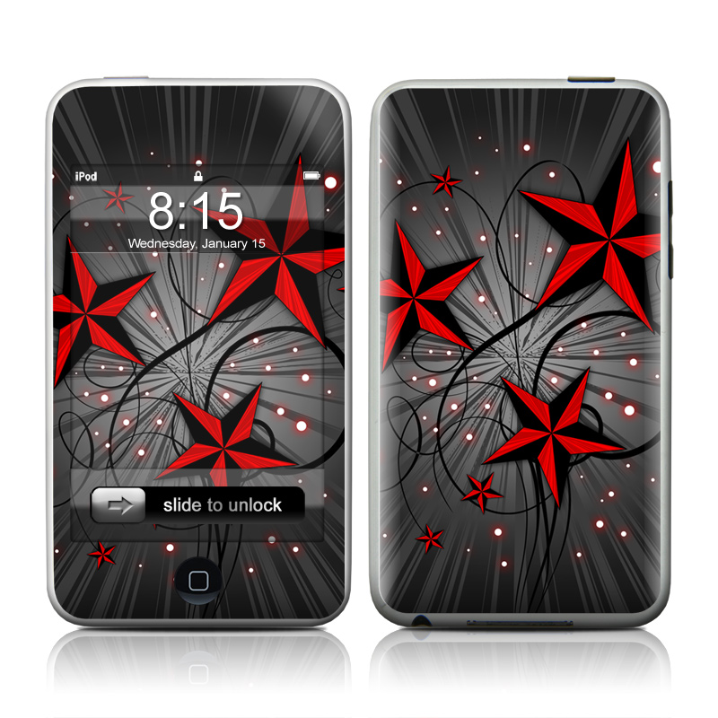 Chaos iPod touch Skin