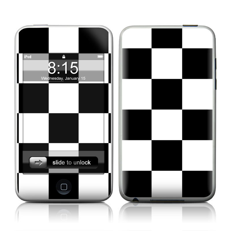 Checkers iPod touch Skin