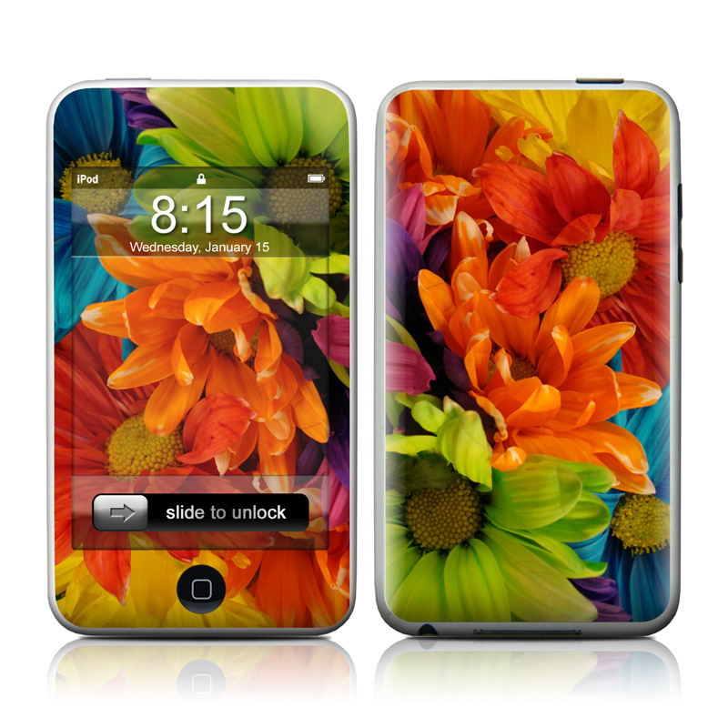 Colours iPod touch Skin