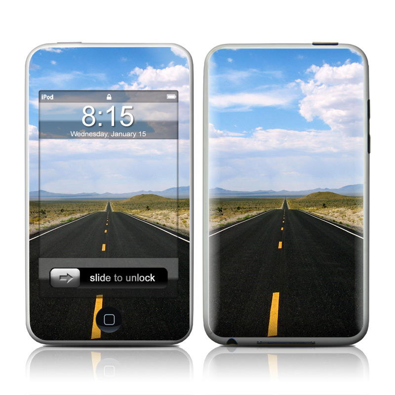 Cruising iPod touch Skin