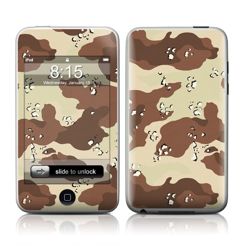 Desert Camo iPod touch Skin