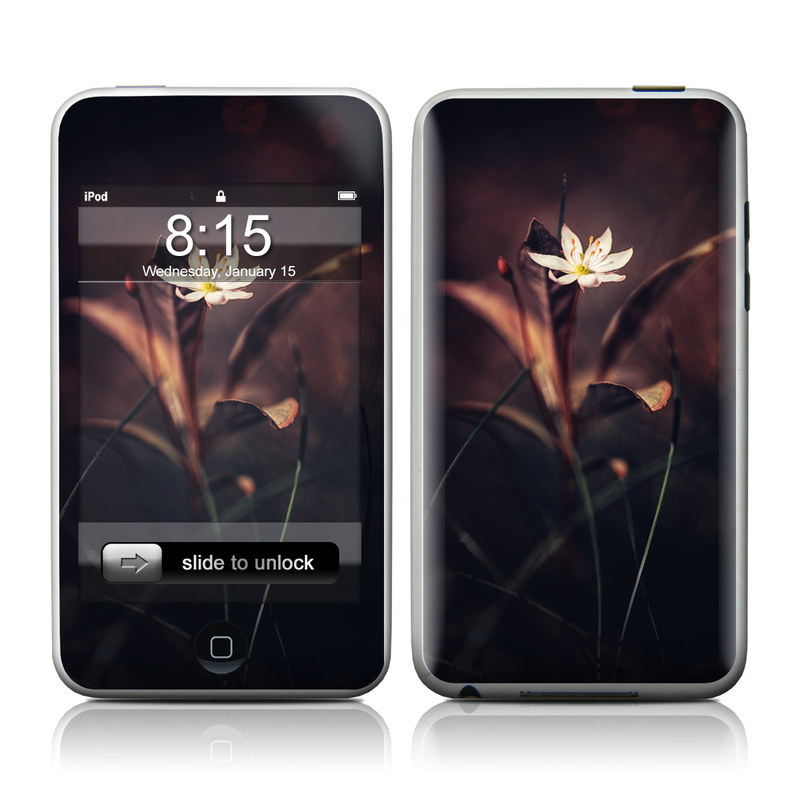 Delicate Bloom iPod touch Skin
