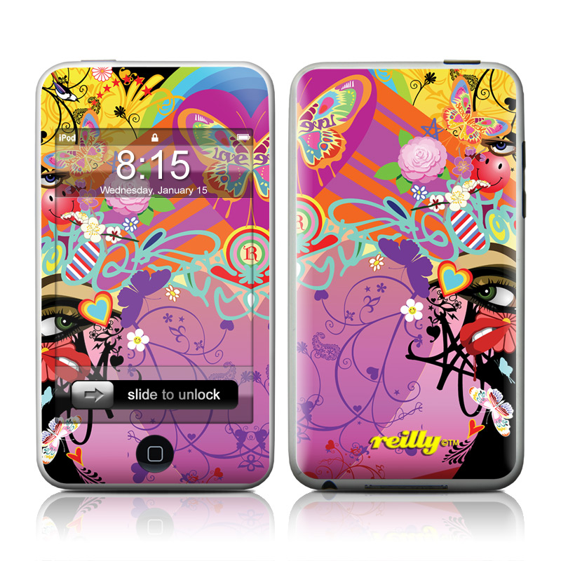 Ecstacy iPod touch Skin
