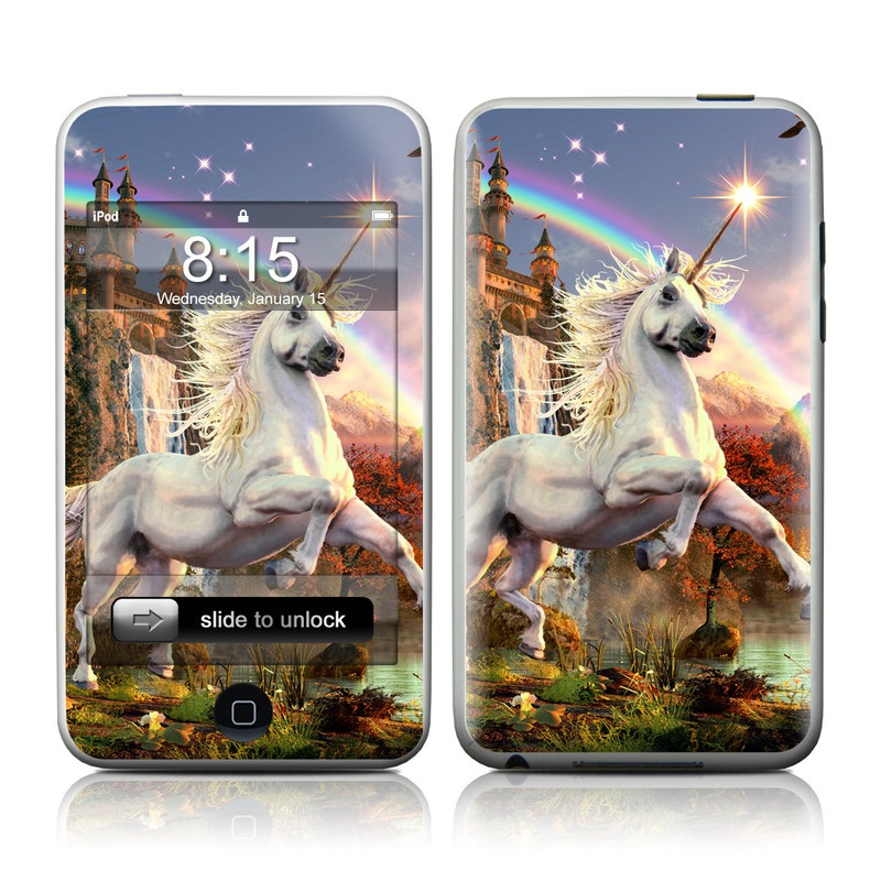Evening Star iPod touch Skin
