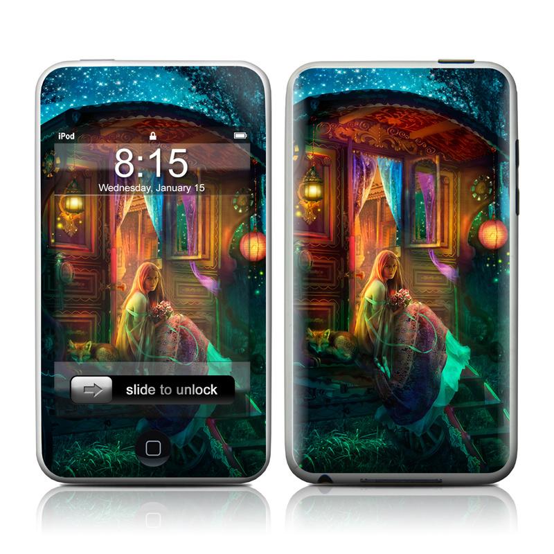 Gypsy Firefly iPod touch Skin