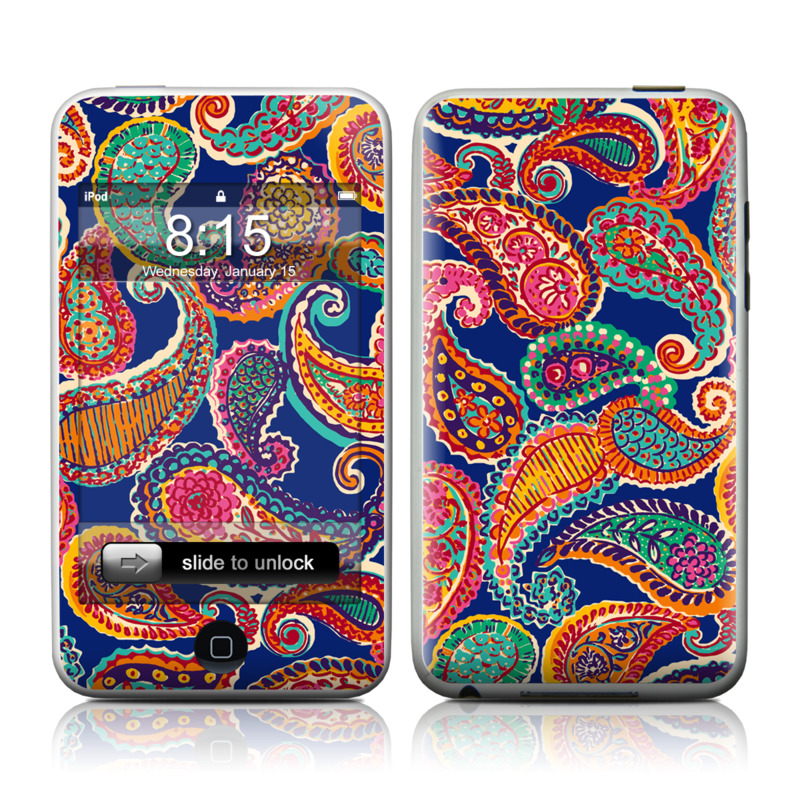 Gracen Paisley iPod touch Skin