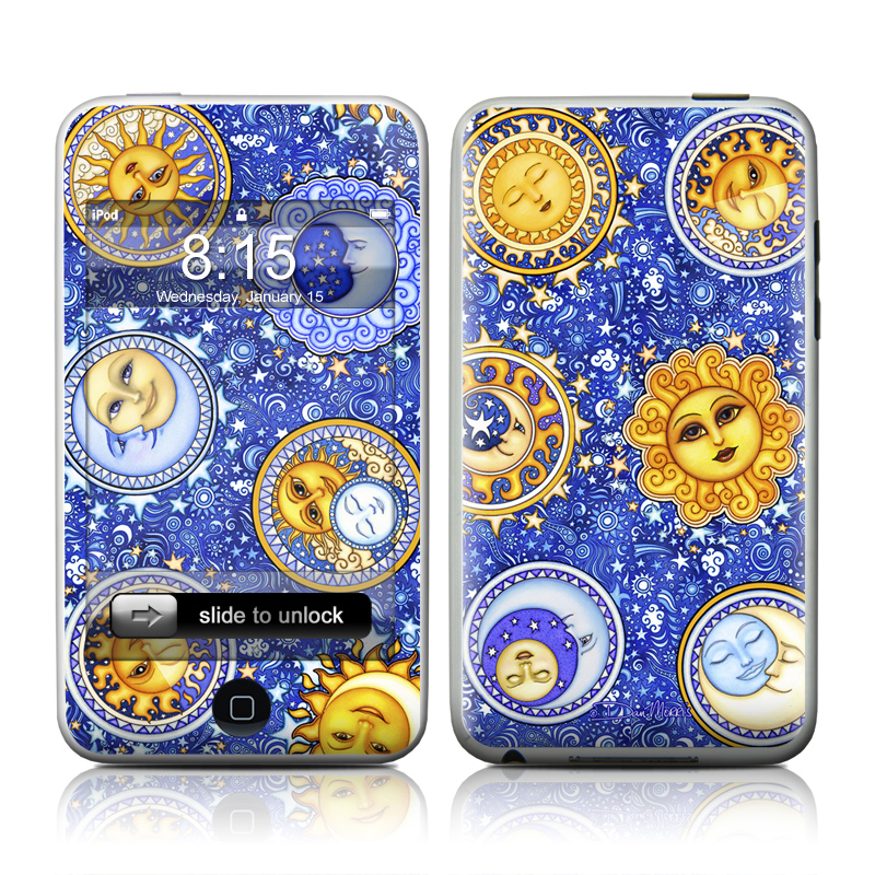 Heavenly iPod touch Skin