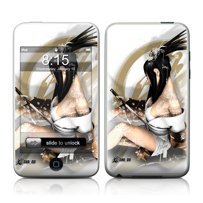 Josei 4 Light iPod touch Skin