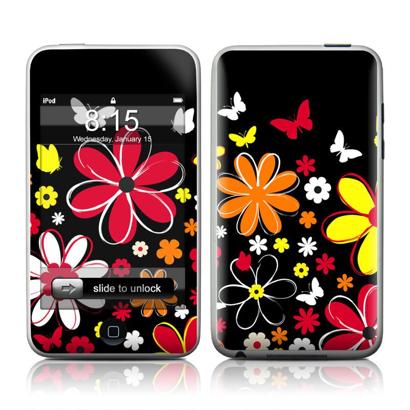 Laurie's Garden iPod touch Skin